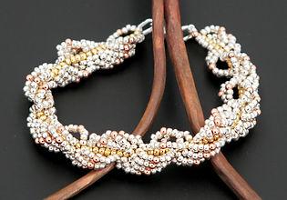 Basic Spiral Bracelet