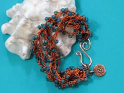 Beach Net Bracelet