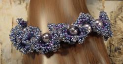 Ruffle Bracelet