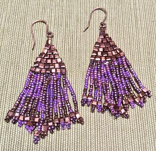 Tribal Beauty Earrings