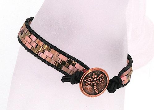 Miyuki Half Tila Bracelet