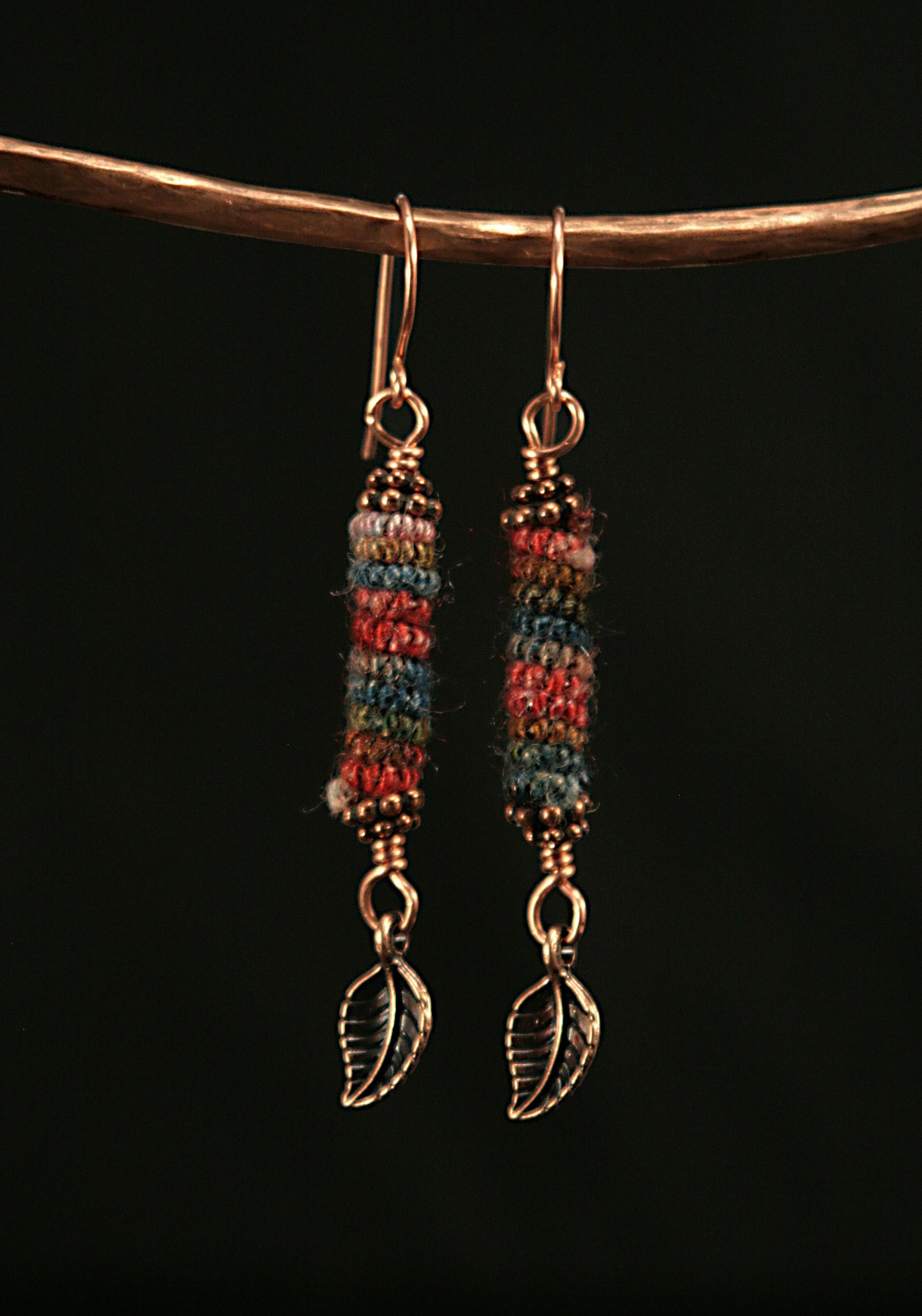 Caterpillar Beads