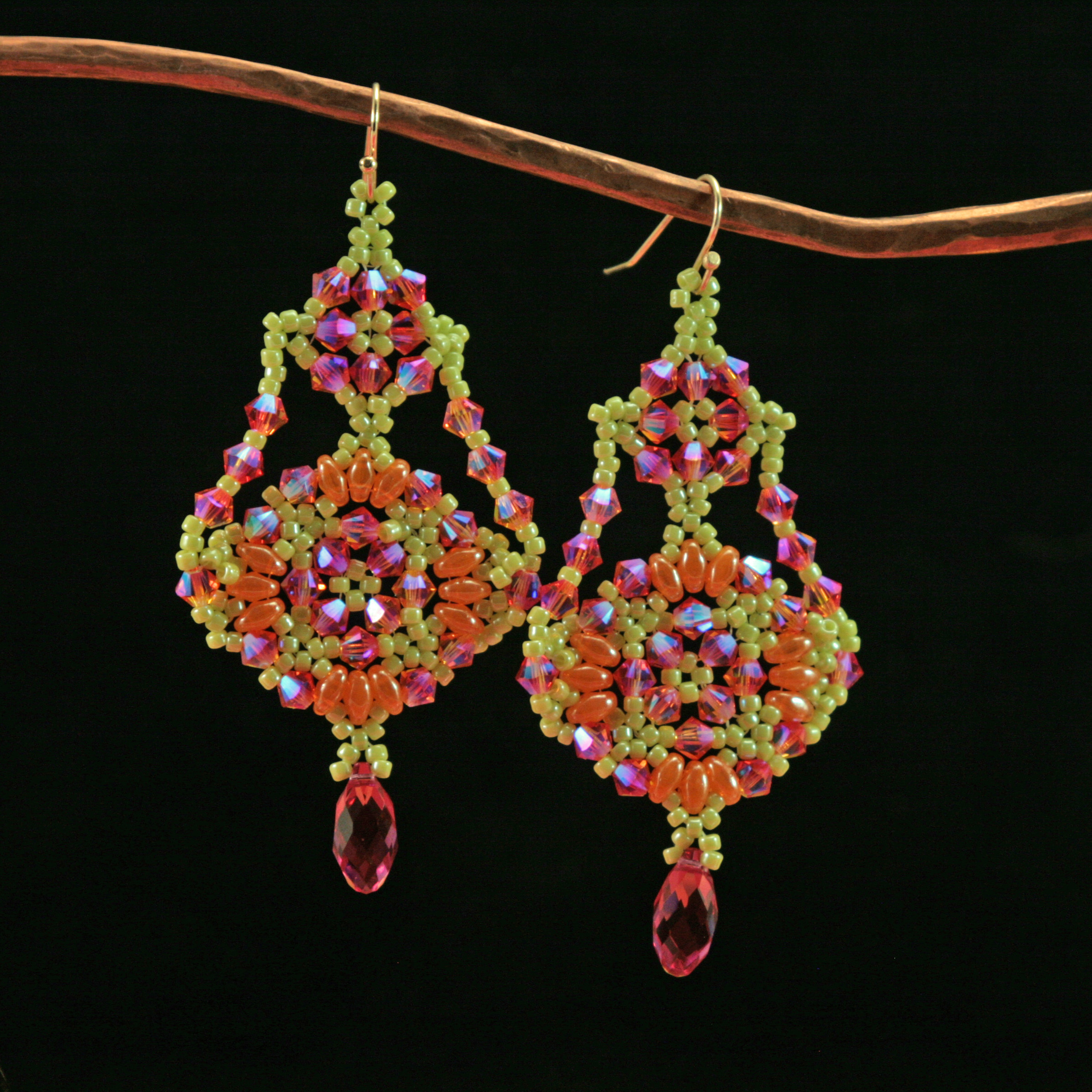 Griege Earrings