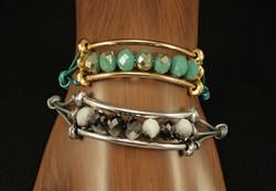 Crystal Bridge Bracelet
