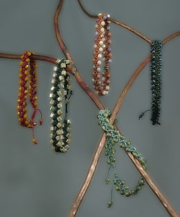 Turkish Crochet Bracelet