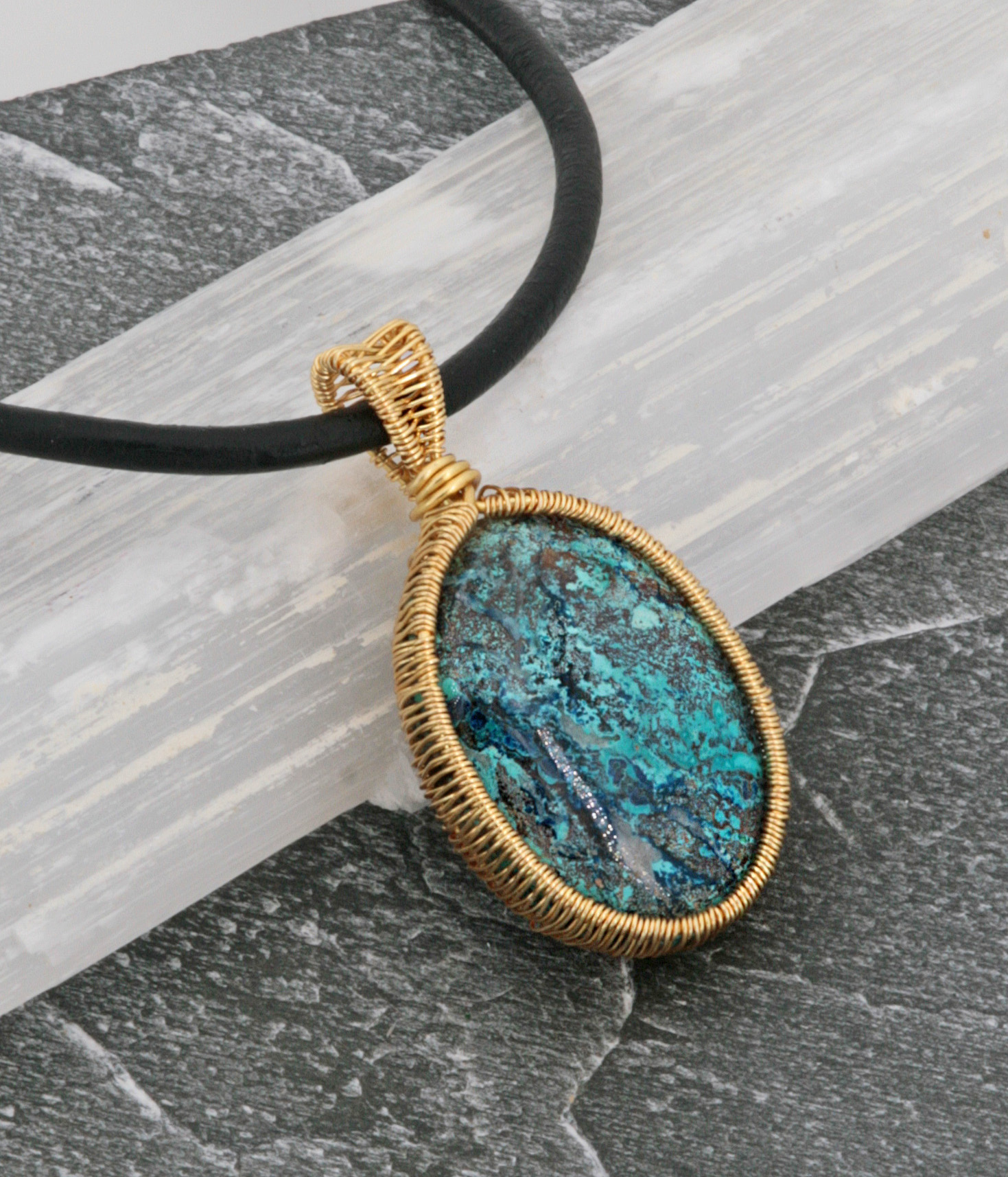 Caged Pendant