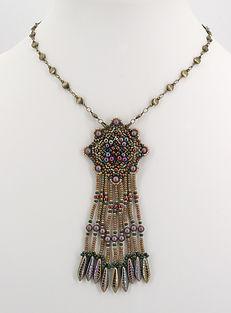 Mandala Necklace and Strap