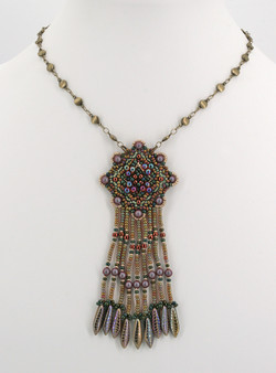 Mandala Necklace