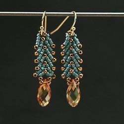 St Petersburg Earrings