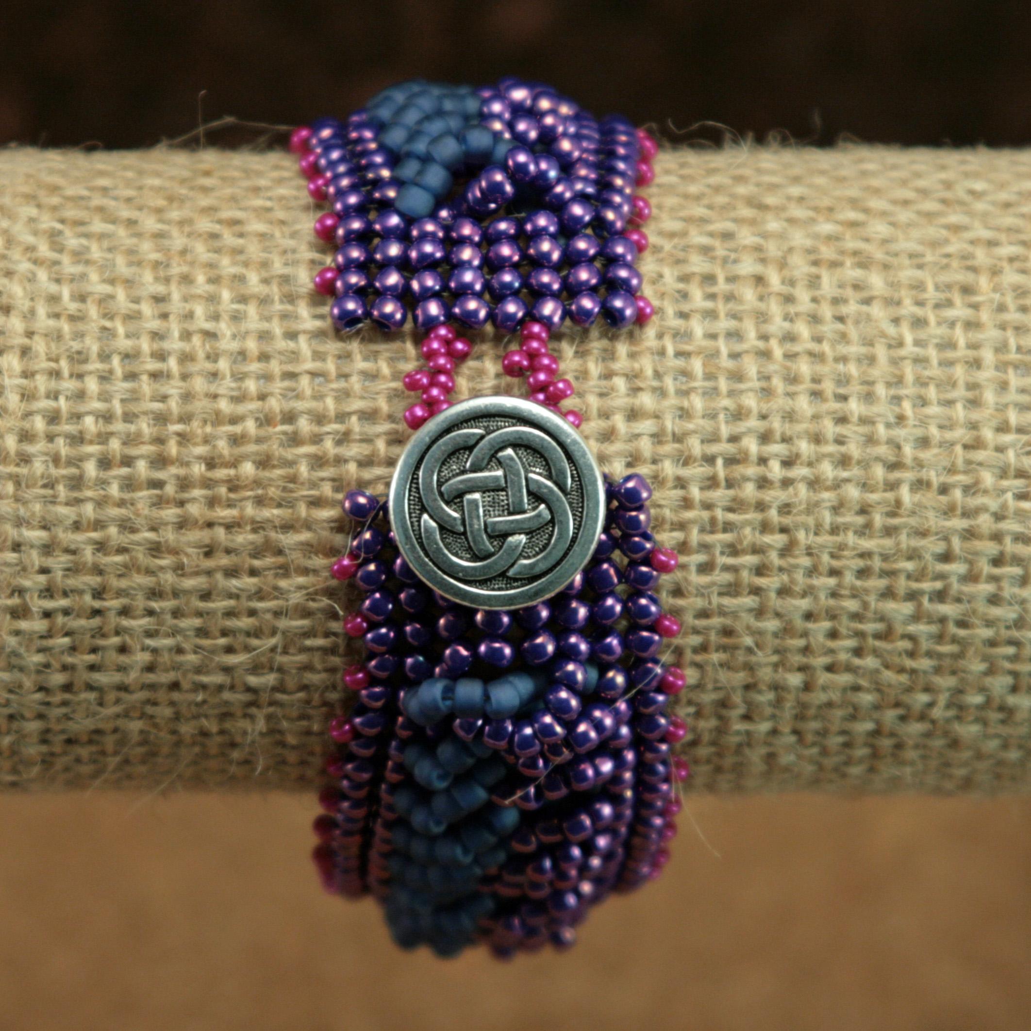 Double Croxxed bracelet