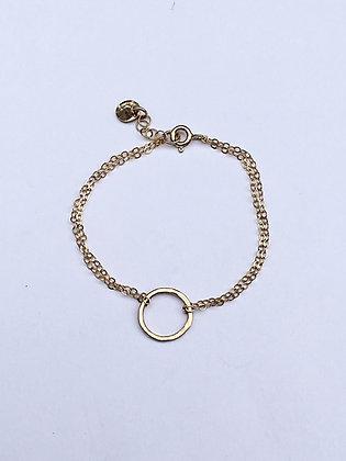 Petite Bracelet in Gold