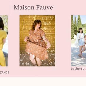 Review Patron de couture Printemps 2021