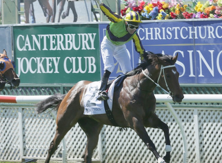 Group One goals for Zacinto's black-type trio