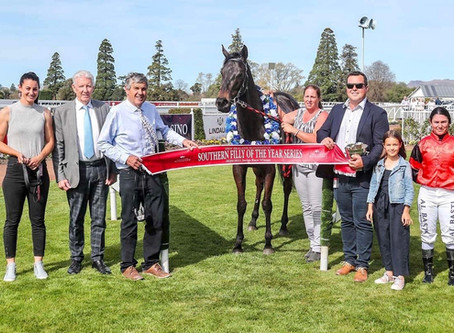 Canterbury Belle Stakes a special win for the Wigley's