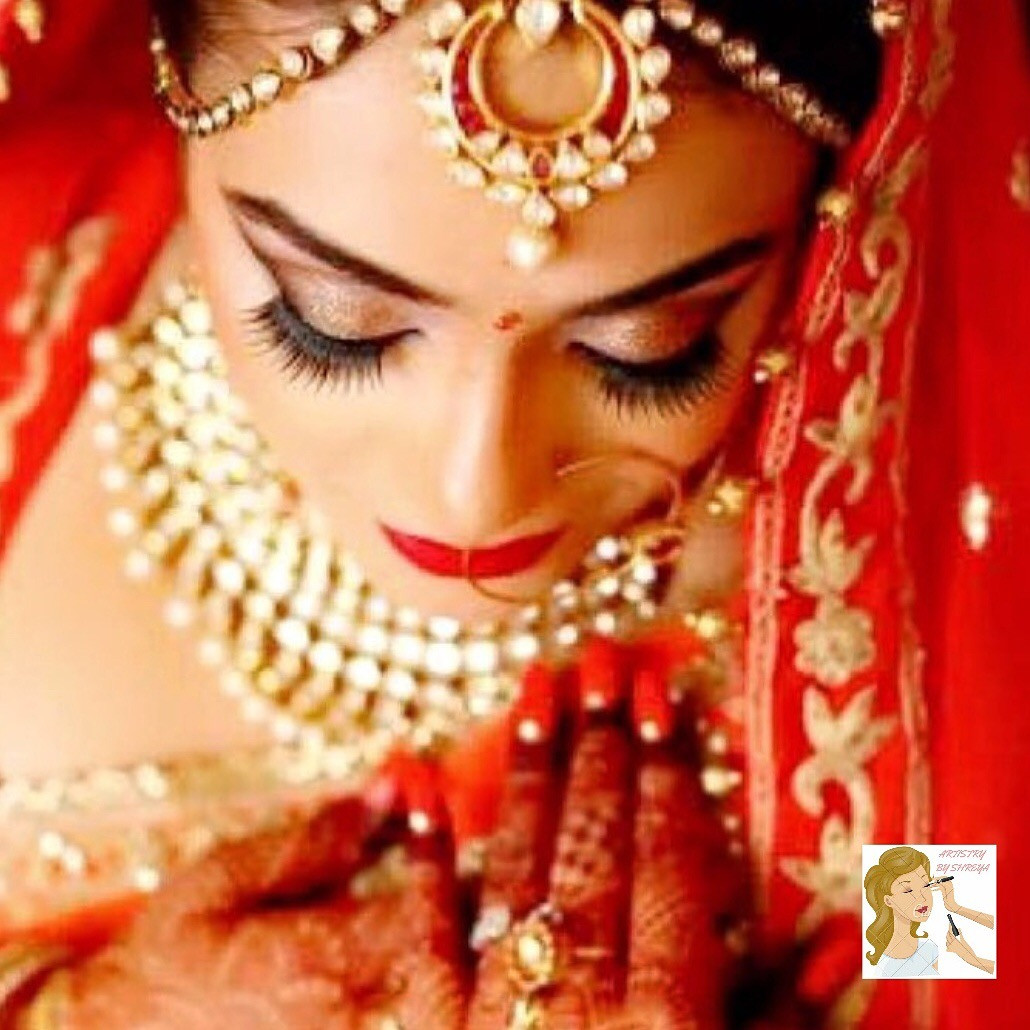 punjabi bridal makeup