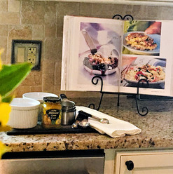 Kitchen vignette
