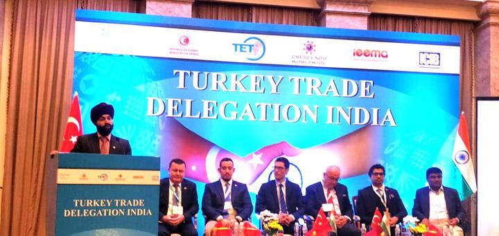 India Turkey Trade Summit