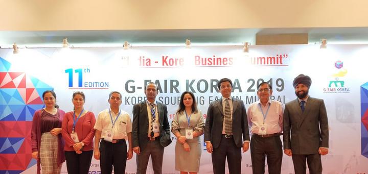 ICIB seminars at G Fair