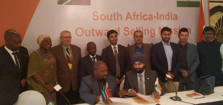 India - South Africa Business Summit