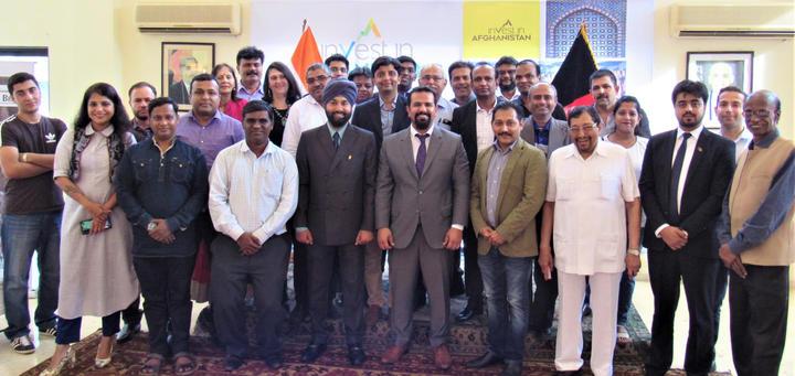 India Afghanistan bilateral summit