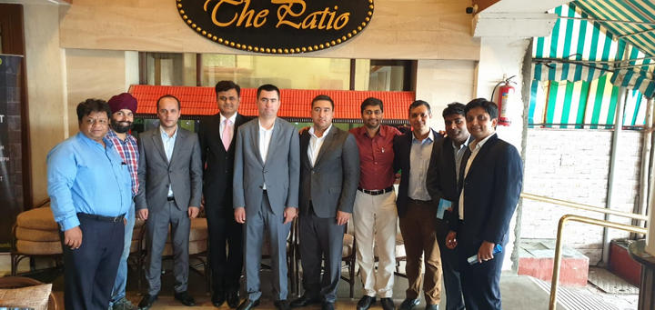 Uzbekistan delegation to India