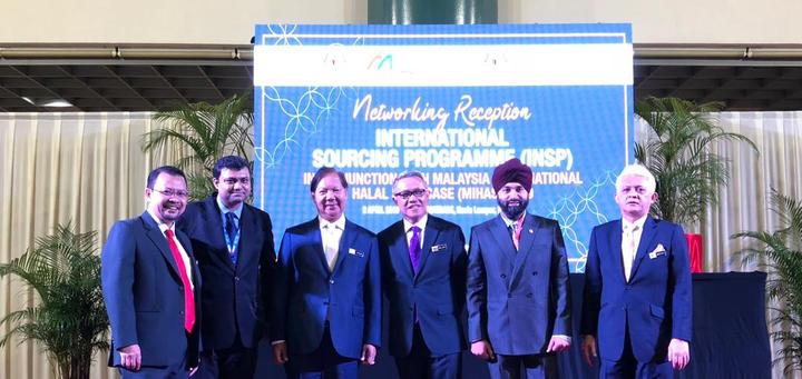 ICIB delegation to Malaysia