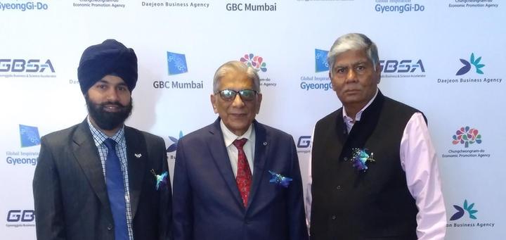 ICIB & WTC Mumbai at G Fair