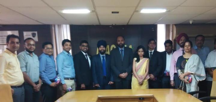 Srilanka Delegation to India