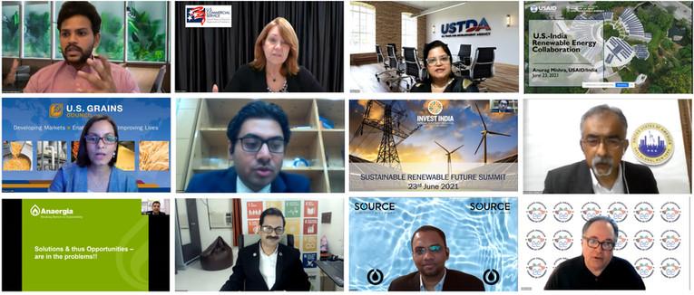 Sustainable Renewable Future Summit 2021