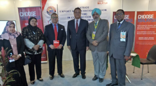 Malaysian delegation to India