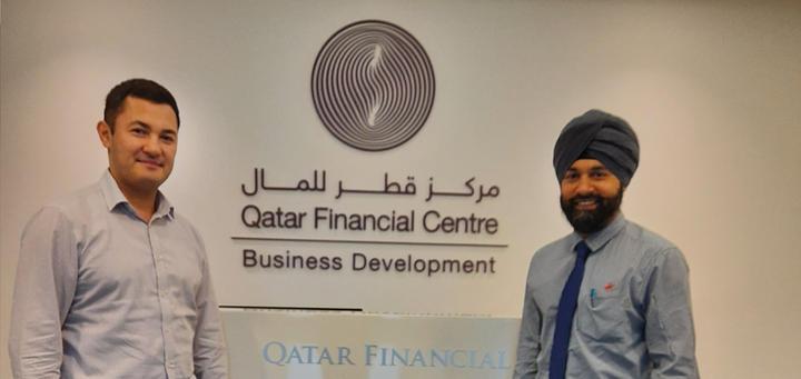 ICIB at Qatar financial center