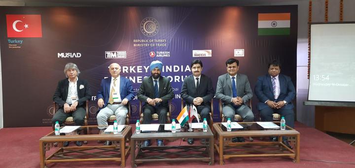 India Turkey Business Forum