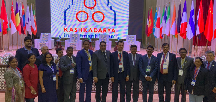 Delegation to Uzbekistan