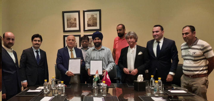 MOU with Mercin Chamber of commerce