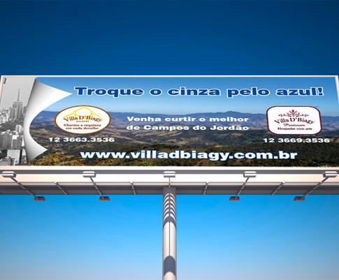 Outdoor de estrada Villa D'Biagy