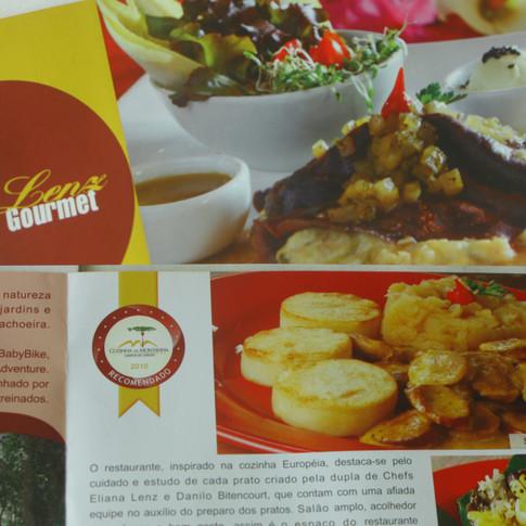 Folder Lenz Gourmet (para Citimaps)