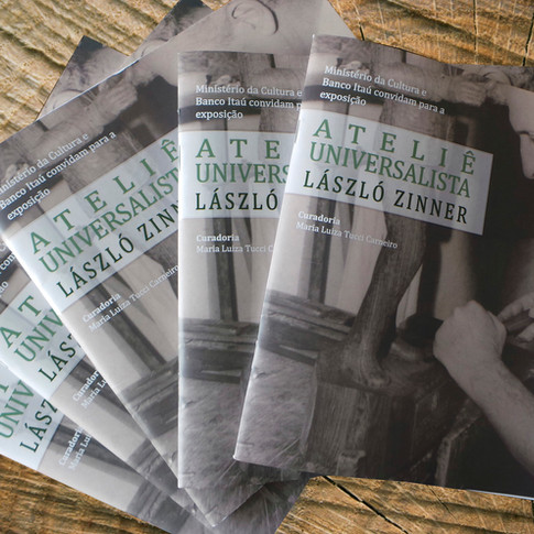 Livro Exposição Ateliê Universalista