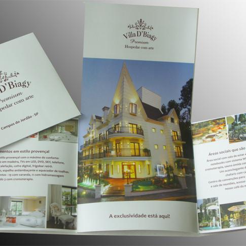Folder Villa D'Biagy Premium