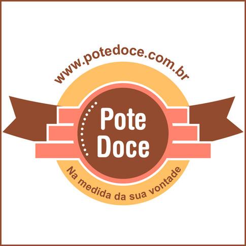 Logotipo Pote Doce