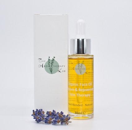 Organic Restore & Rejuvenate Face Oil