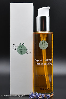 Organic Forest Bathing Body Oil