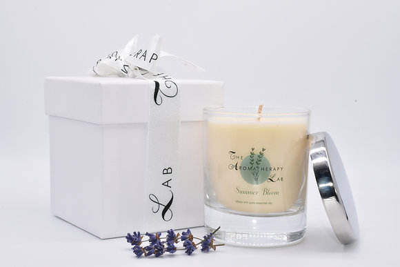 Summer Bloom Candle
