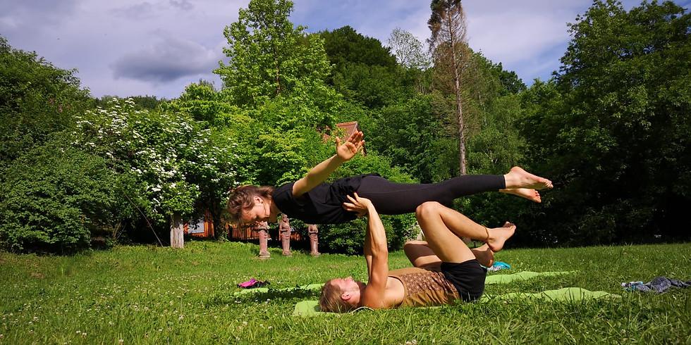 Akro Yoga • Flydays 2