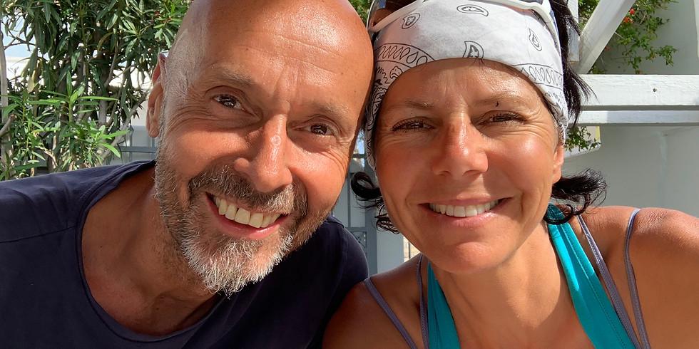 Jahreswechsel mit TATTVA-Yoga - M.Jericha, G.Kaltenbrunner