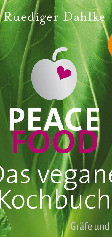 Peace Food veganes Kochbuch