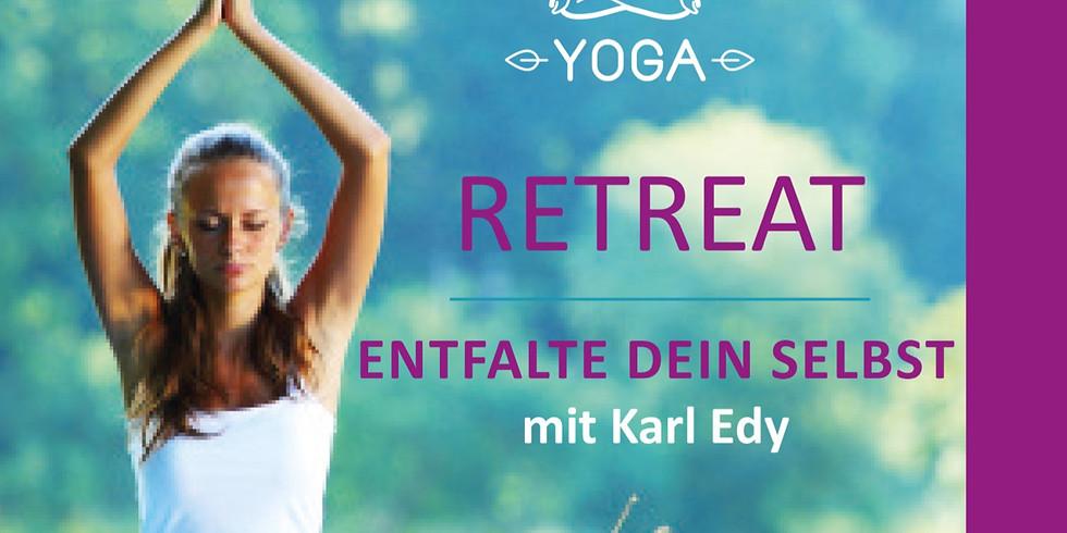 Yoga Retreat - Entfalte Dein Selbst