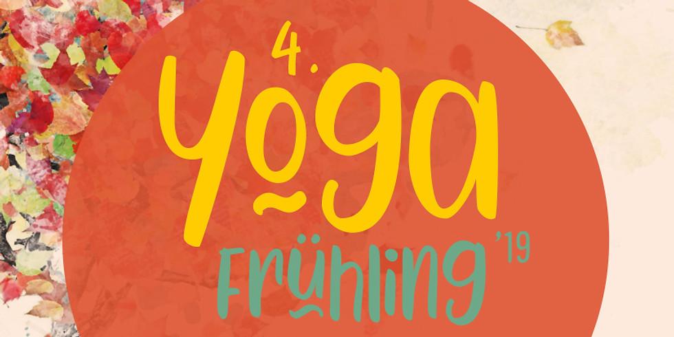 4. Yoga Frühling in der Südsteiermark