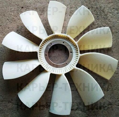 Крыльчатка вентилятора 2002-01-104СБ толкающая Четра.