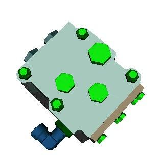 Клапан 0901-15-4СП