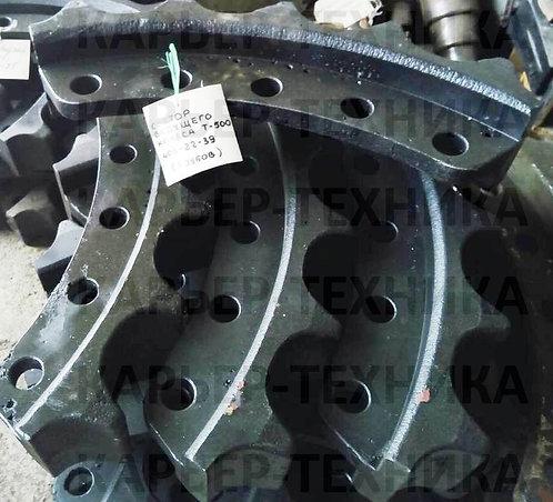 Сектор зубчатый Т-500, 404-22-39